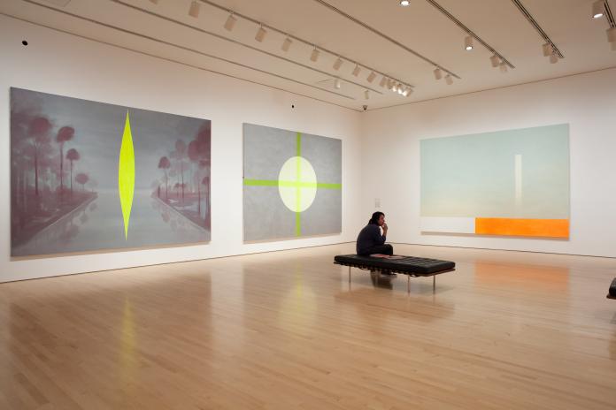 (Fig 8). Wanda Koop, On the Edge of Experience, 2011, National Gallery of Canada, Ottawa, Web, February 2017.