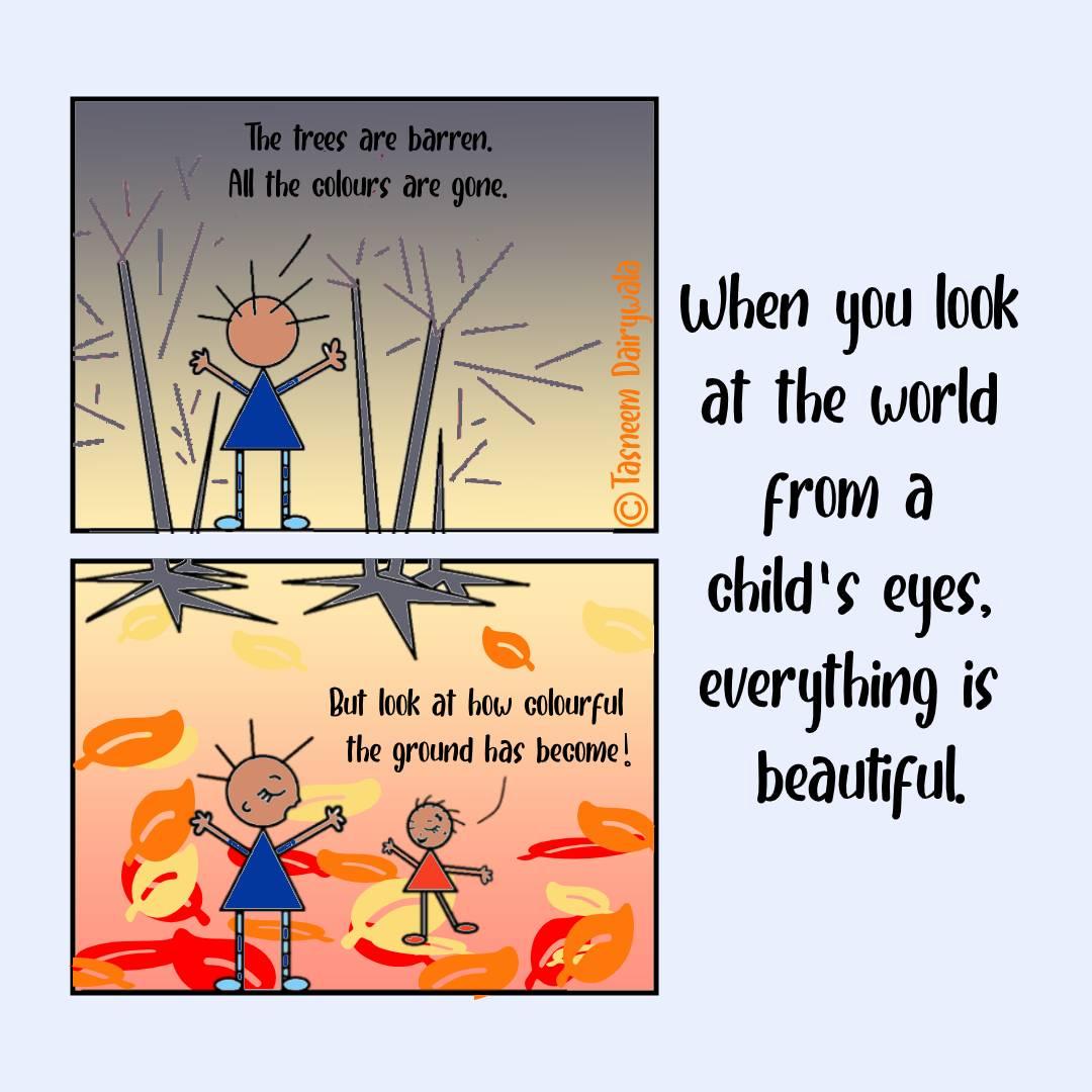 tasneem dairywala, daily dose of sarrah, comic art, toronto artist, comic artist, webcomic, parentingcomic, humor, lol, life moments, cartoon, comic, illustration, parenting, parenthood, kids, family, moments of life, cartoon art, comic art, illustration artists, parents, babies, family time, motherhood, toddler life, making art everyday, parenting memes